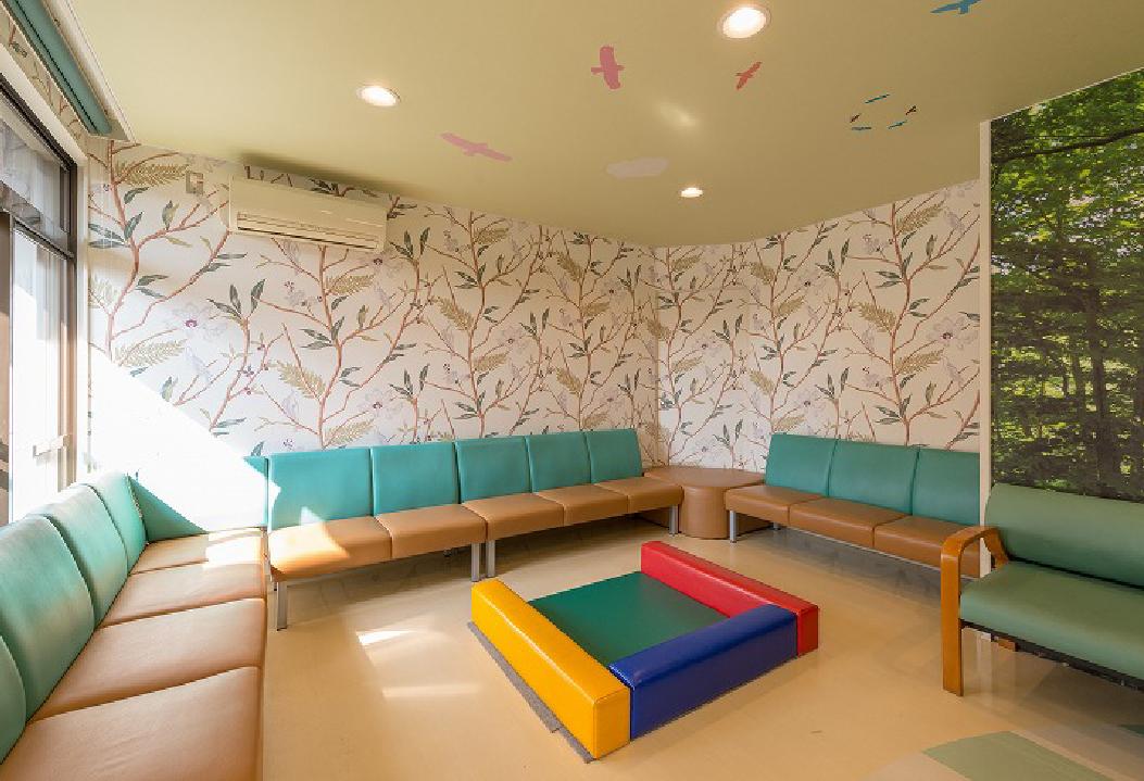 岡崎市の小児科なら緑の森こどもクリニック
